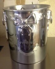 MOET CHANDON RIBBONS AND BOWS CHAMPAGNE COOLER UNUSED VERY RARE ITEM 1993