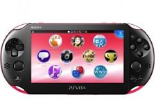 Sony PlayStation Vita Slim Pink Handheld System Very Good Condition