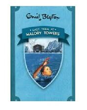 ENID BLYTON ___ LAST TERM AT MALORY TOWERS ___ NOUVELLE MARQUE ___ FREEPOST UK