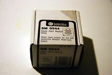 SYSTEMLINE SM 0544 STEREO INPUT MODULE NEW NEW