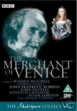 The Merchant Of Venice - BBC Shakespeare Collection [1980] DVD Warren