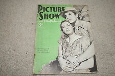 PICTURE SHOW  AND FILM PICTORIAL OCTOBER 19TH 1940