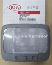 Kia Sorento 2006 - 2009 Room Lamp Assy Center Without Sunroof Type Genuine Parts