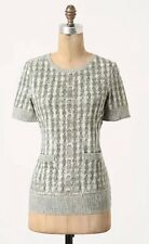 Anthropologie Pilcro and the Letterpress Contrary to Winter Tee Shirt Medium M