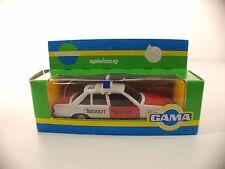 Gama 8932  • Opel Rekord 2.0 E • NOTARZTWAGEN •1/43 neuf boxed/en boite