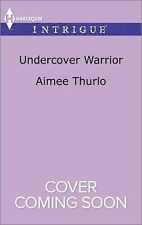 Undercover Warrior (Harlequin IntrigueCopper Canyon), Thurlo, Aimee, Good Book
