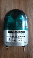 PATLITE REVOLVING BEACON FLASHER, RH-120UL *NICE WORKING CONDITION* NEEDS BULB