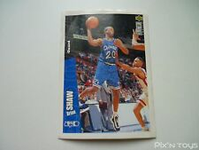 Stickers UPPER DECK Collector's choice 1996 - 1997 NBA Basketball N°171
