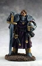 Erick Paladin Reaper Miniature Dark Heaven Legends Knight Fighter Warrior Melee