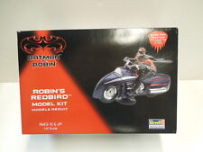 Revell Monogram Vintage Model Kit Batman & Robin Movie Robin's Red Bird New