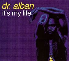 DR. ALBAN Maxi CD It's My Life - GER