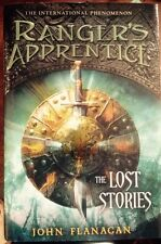 Ranger's Apprentice: The Lost Stories by John Flanagan, Vgc HC Book