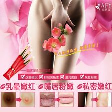 Whitening Essence Cream to Alleviate Vaginal lips pink Nipple Bleaching AFY