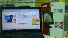 """2pcs 14""""inch(285 x 214)mm Anti-Glare Laptop Touch Screen Protector Film+Wet Wipe"""