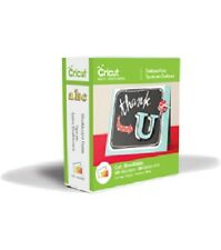 *New* CHALKBOARD FONT Letters Script Cricut Cartridge Factory Sealed Free Ship