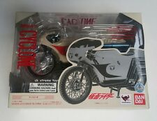 Masked Kamen Rider S.H. Figuarts No.1 First Old Cyclone Bike Motorcycle Bandai