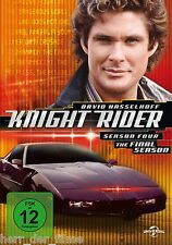 KNIGHT RIDER (David Hasselhoff), Season 4 (6 DVDs) NEU+OVP
