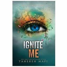 Ignite Me (Shatter Me)-ExLibrary