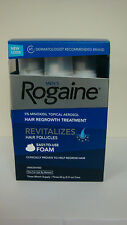 Rogaine For Men Foam Value Pack - 2.11 oz X 3