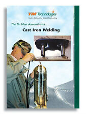 Cast Iron Welding with the Torch & Arc (DVD)