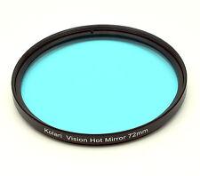 Kolari Vision 72mm Kolari Vision Color Correcting Hot Mirror Filter (UV/IR cut)