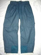 CANADIAN MILITARY COMBAT WINTER TROUSERS - SIZE 7034  - Q180 - SNOW PANTS