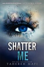 Shatter Me 2012, Book