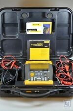 Fluke 192 Scopemeter mit Zubehör / with Equipment