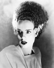 Elsa Lanchester Bride Of Frankenstein Rare Pose Looking Scary 8x10 Photo