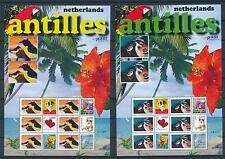 [NA1689] Netherland Antilles 2006 Personal Greeting Stamps Bird S/S MNH #1689-90