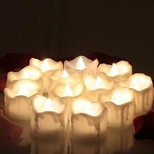 OMGAI LED Tea Lights With Timer Flameless Candles Realistic And Bright Electric