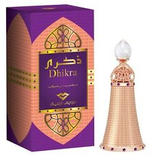 Dhikra by Swiss Arabian CPO 15 ml (Attar/Perfume/fragrance) Brought From Dubai