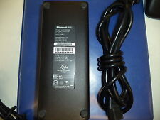 OEM XBOX 360 SLIM AC POWER ADAPTER BRICK FOR TYPE S WORKS PERFECT!