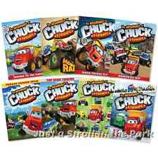 Adventures of Chuck and Friends: TV Series 8 Complete Collections Box/DVD Set(s)