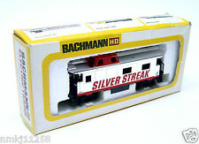 VINTAGE BACHMANN ELECTRIC TRAINS RS-1 SILVER STREAK HO SCALE