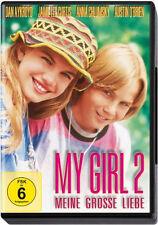 DVD * MY GIRL 2 - MEINE GROSSE LIEBE - Dan Aykroyd  Jamie Lee Curtis # NEU OVP