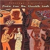 Putumayo Presents: Music from the Chocolate Lands [Digipak] by Various Artists.