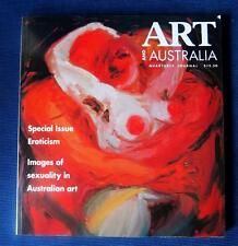 Art and Australia Magazine Eroticism Images of Sexuality in Art Special Issue