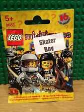 LEGO 8683 SERIES 1 .SKATER BOY BRAND NEW SEALED