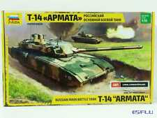 "Zvezda 1:35 3670 Russian Main Battle Tank T-14 ""Armata"" - NEU!"