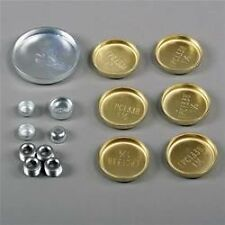 BRASS FROST FREEZE CORE PLUGS SBF FORD 289 302 351 W WINDSOR STROKER DRAG HOTROD