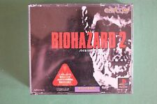 Biohazard 2 PS1 Sony PlayStation 1 CIB Used JP Japan Import US Seller!!