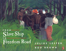 From Slave Ship to Freedom Road, Julius Lester, Very Good Book