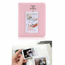 Pockets Album Photo Case For Fujifilm Instax Mini8 7s 25 50s 90 Polaroid Pink
