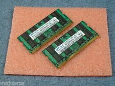 2GB (2x1GB) Memory RAM for Dell Inspiron 1300 1318 1320 1420 1501 1520 1521 1525