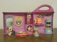 Littlest Pet Shop Doggie Diner with #40 dog and #41 mouse