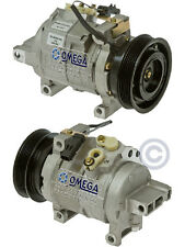 NEW AC COMPRESSOR AND CLUTCH SEE COMPATIBILITY CHART 20-22486-AM