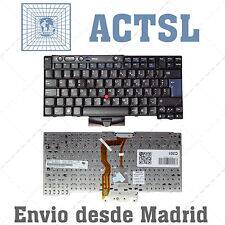 Keyboard Spanish for IBM/Lenovo ThinkPad T410 (Machine Type 2516-xxx)