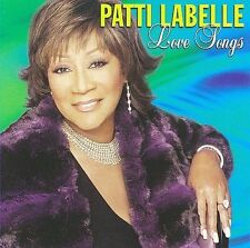 Love Songs by Patti LaBelle (CD, 2008, Sony Music Distribution (USA))