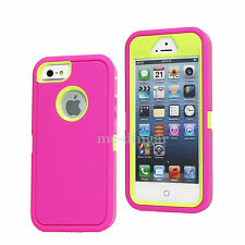 Generic For iPhone 5 5S SE Case Cover (Belt Clip Fits OtterBox Defender Series)